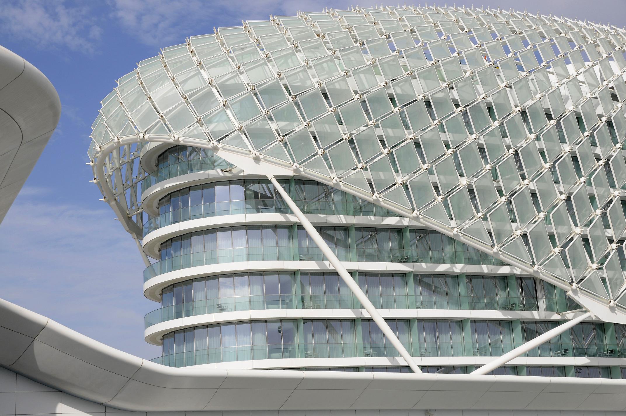 Yas Hotel Abu Dhabi (4)   Abu Dhabi   Pictures   United ...