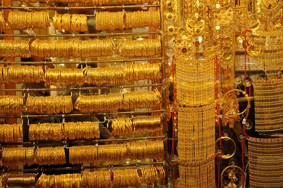 City of Gold in Deira