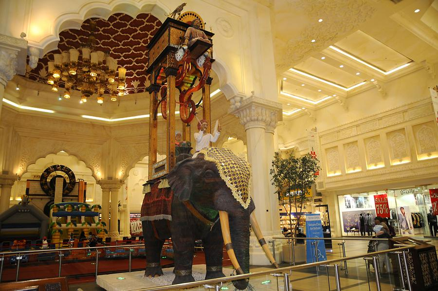 Ibn Battuta Mall, India