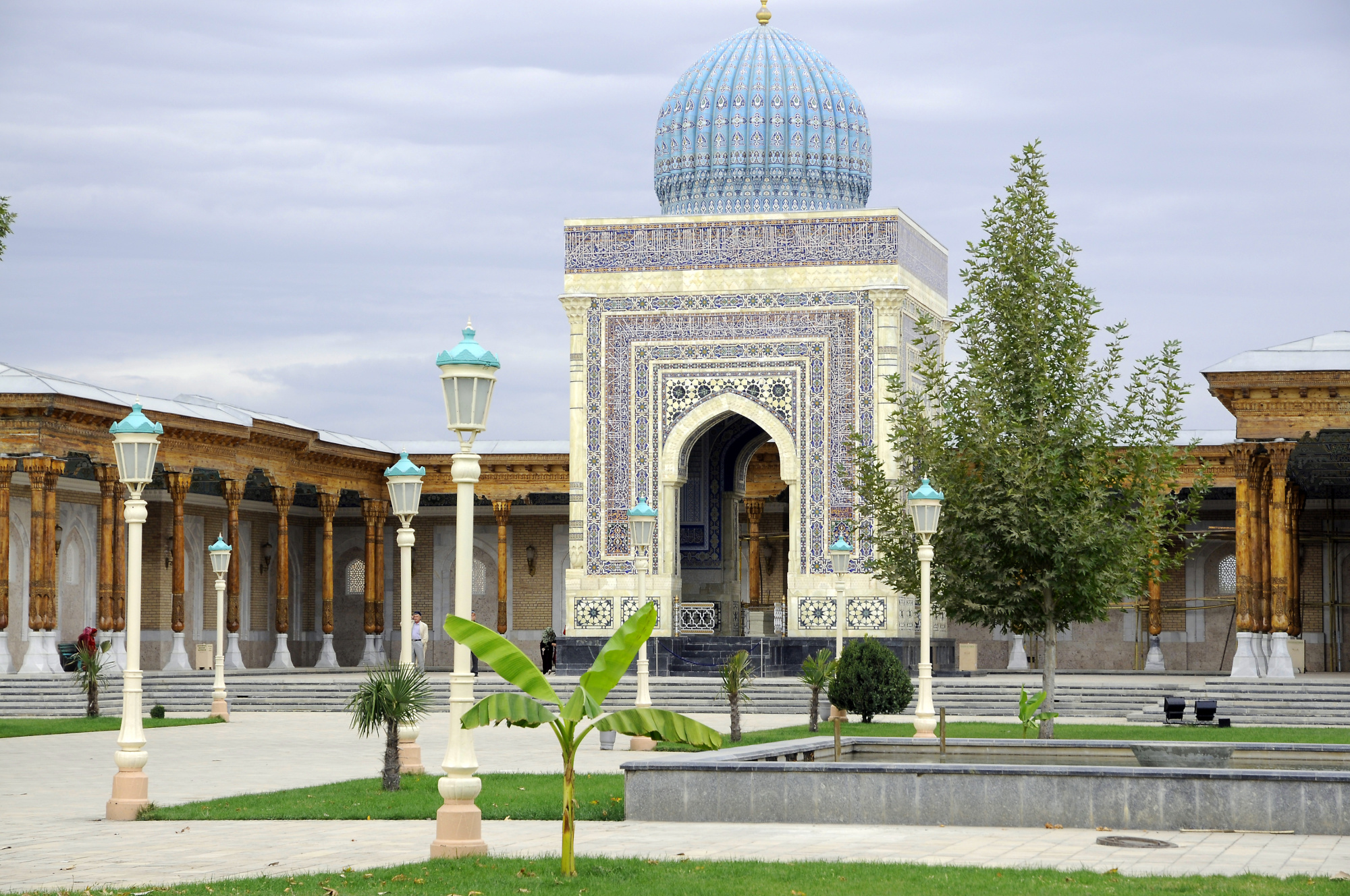 Image result for imam bukhari shrine uzbekistan
