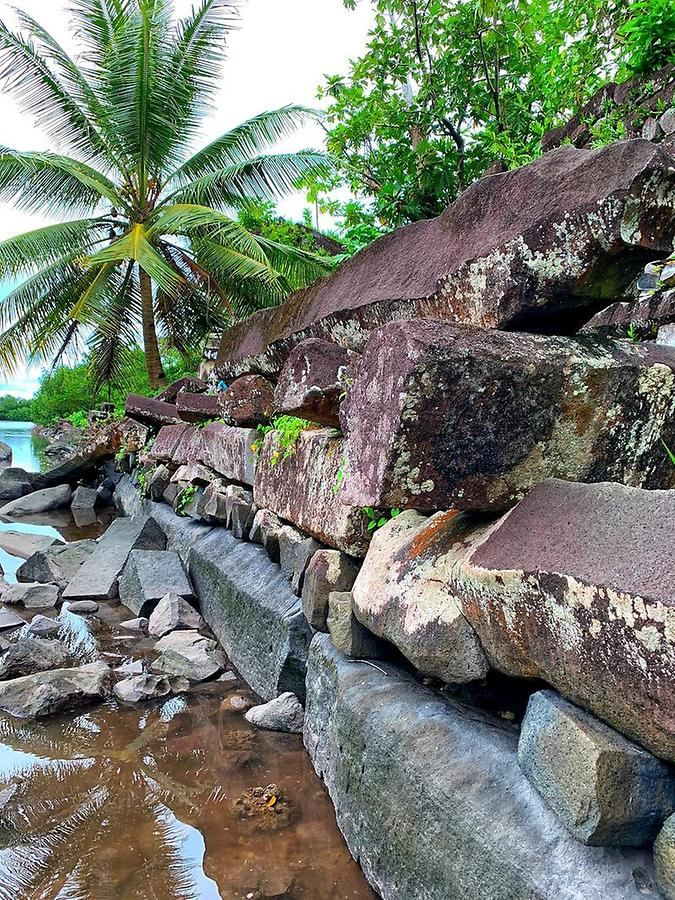 Pohnpei - Ruins of Nan Madol