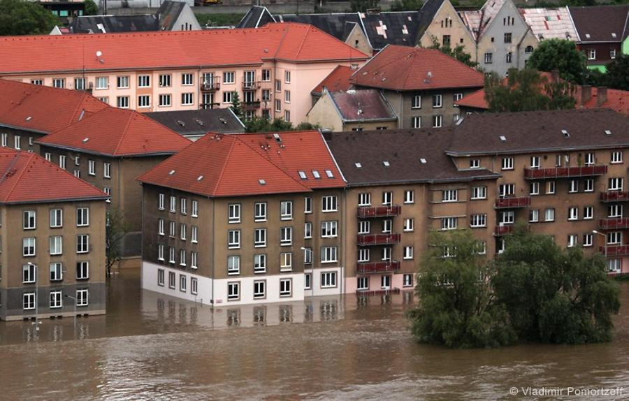 Flooding in Czech Republic, 2013