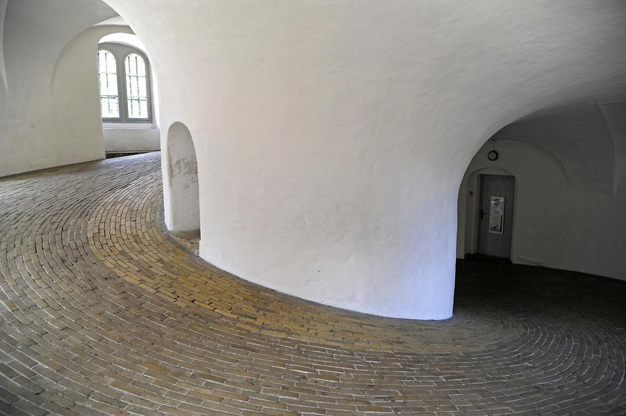 The Round Tower - Spiral Walk