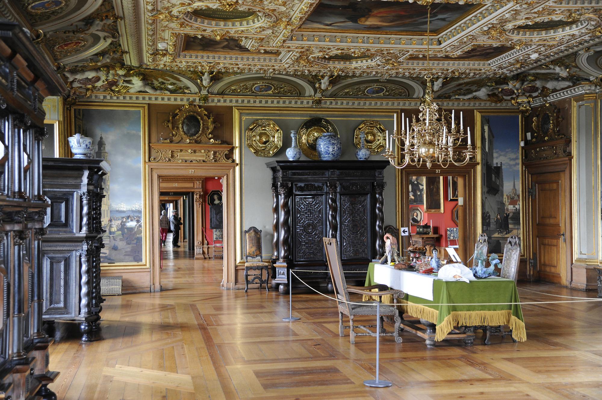 Frederiksborg Castle - Inside (3) | Surrounding Copenhagen ...