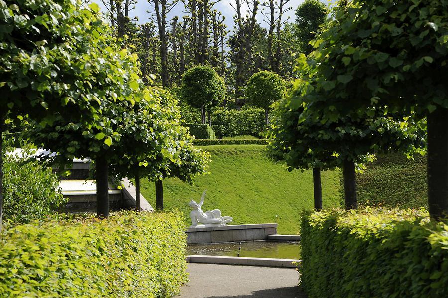 Frederiksborg Castle - Park