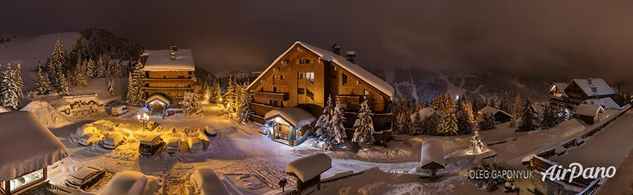 Méribel ski resort, © AirPano