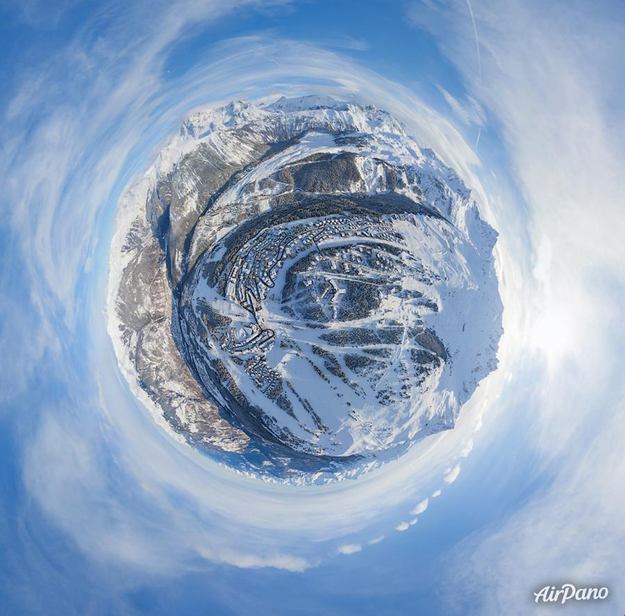 Courchevel 1850, © AirPano
