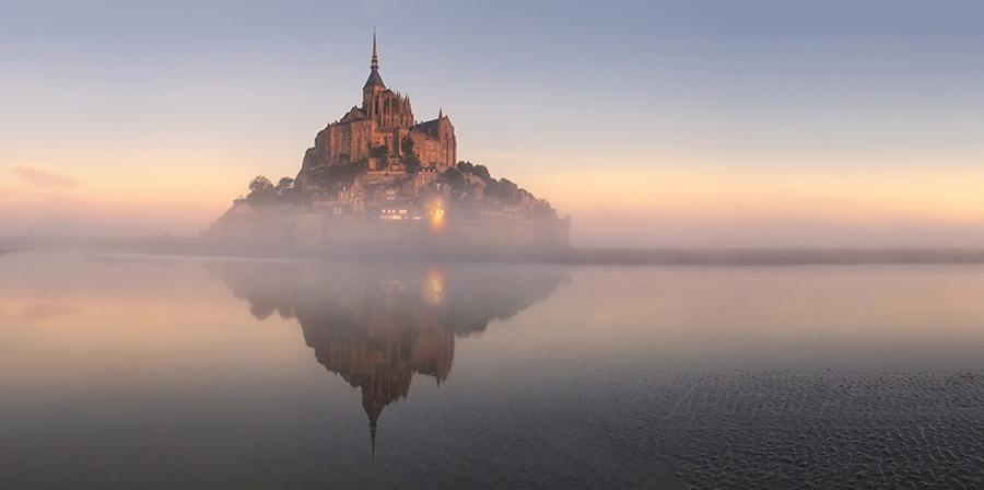 Castle Mont Saint-Michel, Photo: Dmitriy Archipov