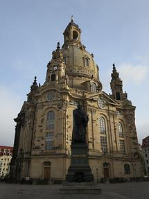 Dresden - Church of Our Lady (1)