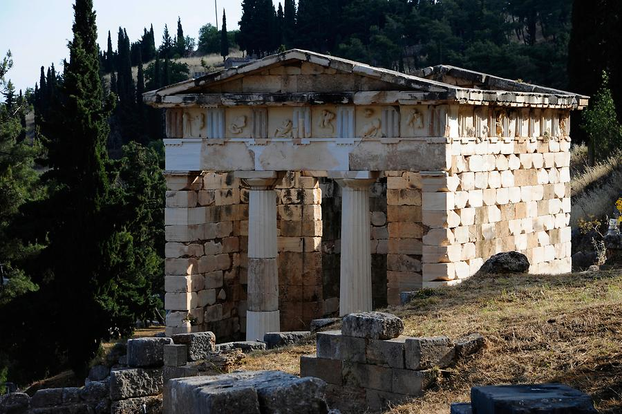 Athenian Treasury