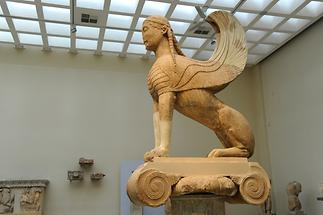 Sphinx of Naxos