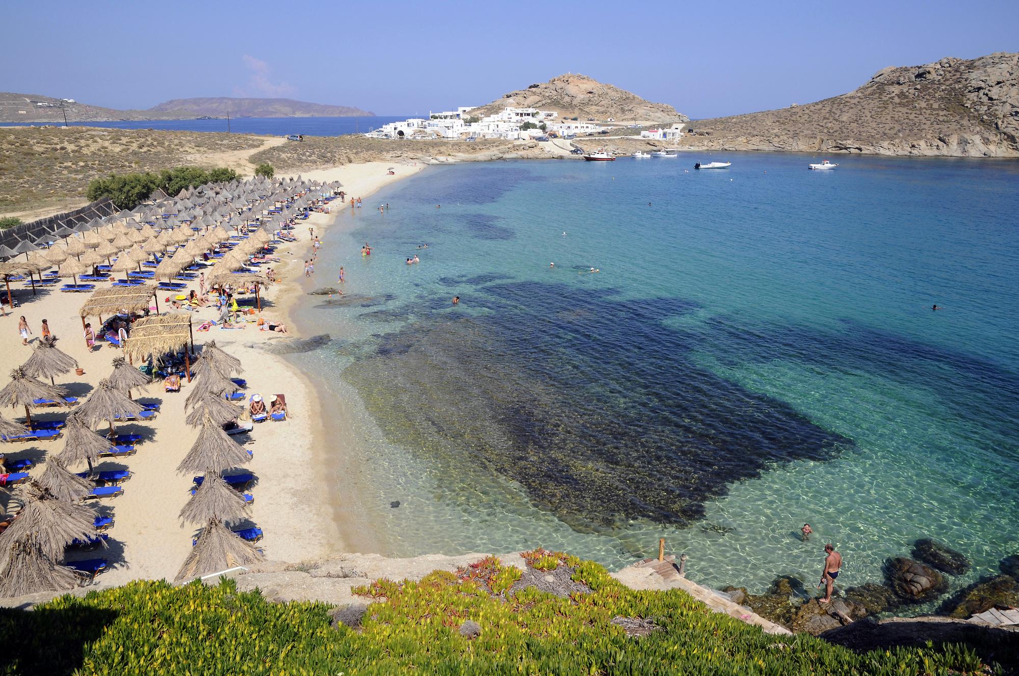 Agia Anna Beach 1 Mykonos