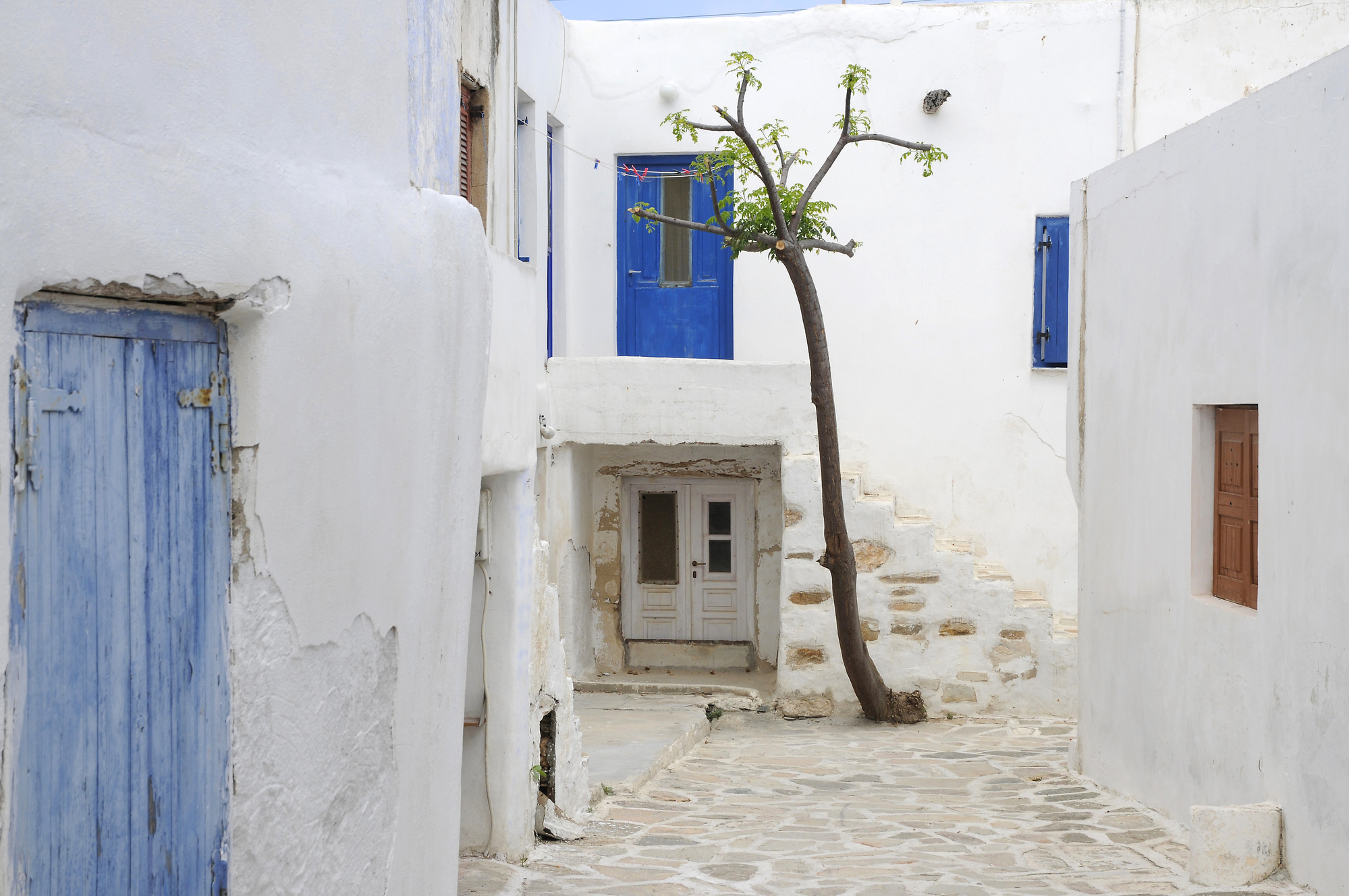 Antiparos - Kastro (1) | Paros | Pictures | Greece in Global-Geography