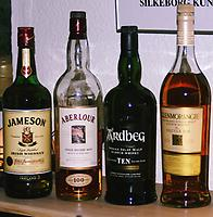 Whiskey brands