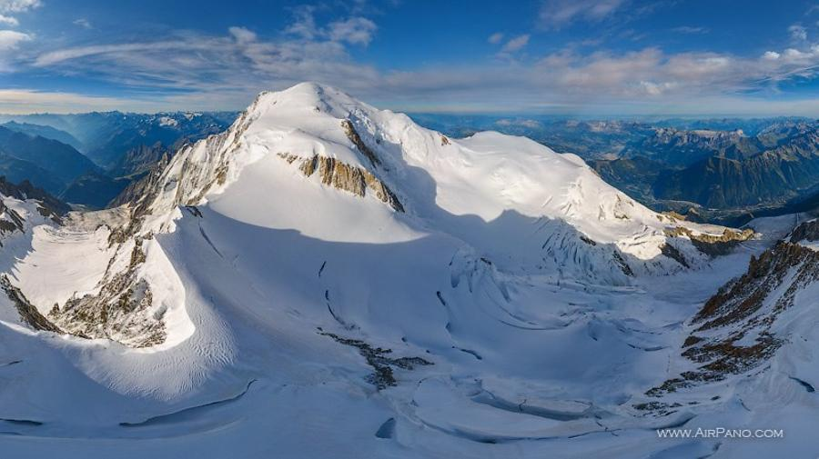 Mont Blanc, Italy-France