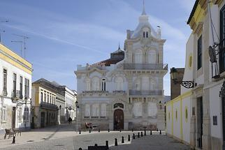 Faro - Historic Town Centre; Town Hall