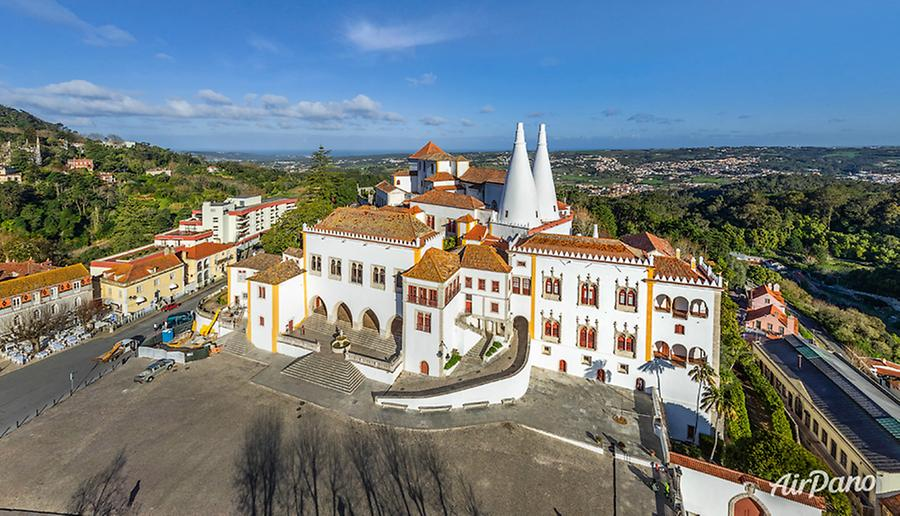Sintra National Palace, © AirPano