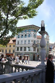 Prešeren Square - Art Nouveau Buildings (1)