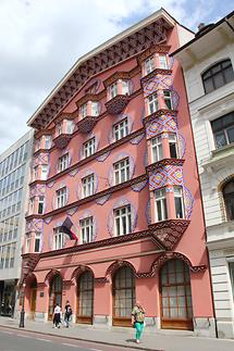 Prešeren Square - Art Nouveau Buildings (4)