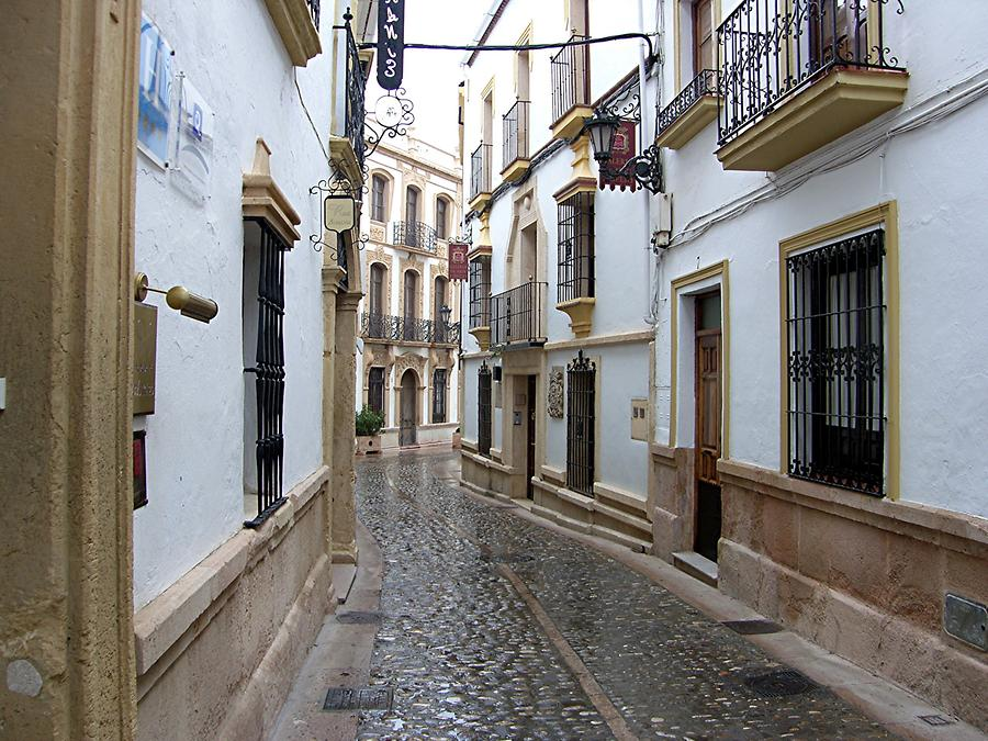 Ronda - Old town
