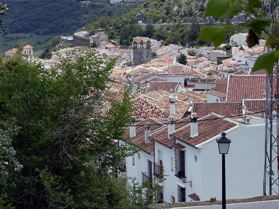 White villages in the Sierra de Grazalema