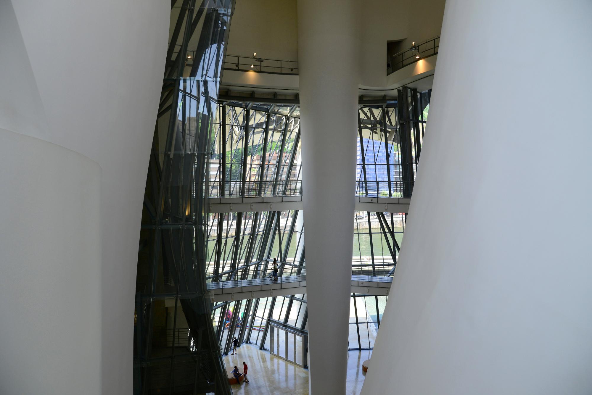 Guggenheim Museum Inside (5) | Guggenheim Museum Bilbao ...  Guggenheim Inside