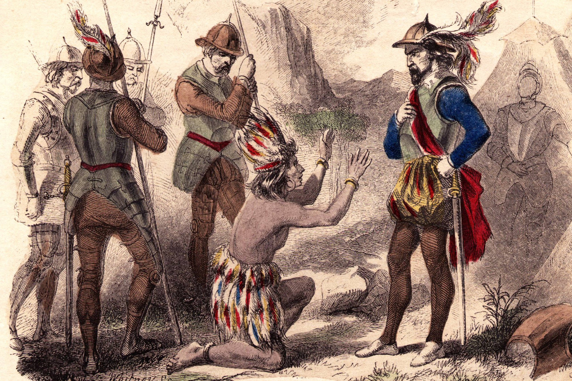 the extent to which the spanish conquest of mexico affect the indigenous culture of the people of me There are approximately 370 million indigenous people in  to the dominant post-colonial culture of  forum on indigenous peoples issues.