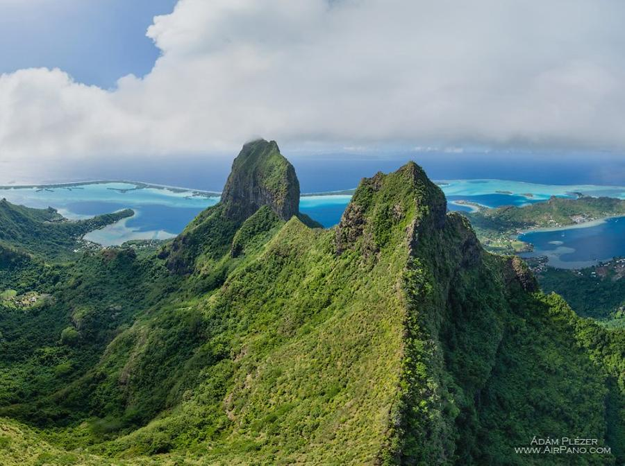 French Polynesia, © AirPano