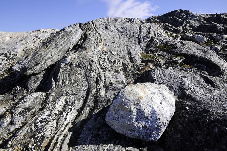 Granite Rocks near Nuuk