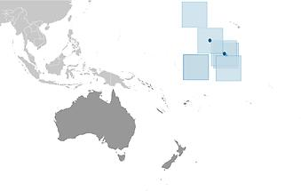 United States Pacific Island Wildlife Refuges in Australia