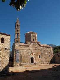 The church of Kardamili