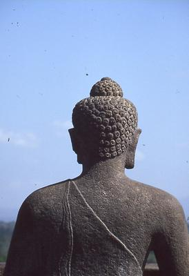 Buddha as ascetic