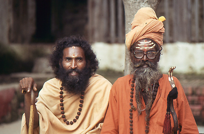 More beggars than serious Sadhus