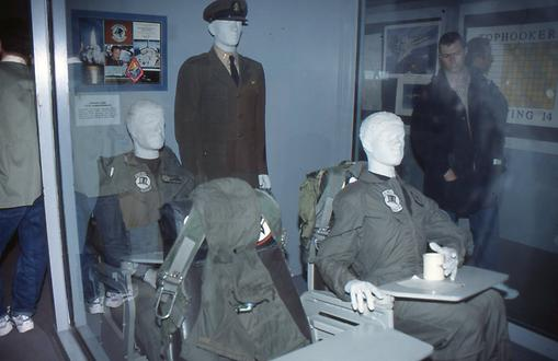 Prior to the deployment bomber crews receive instructions. Many of them did not return
