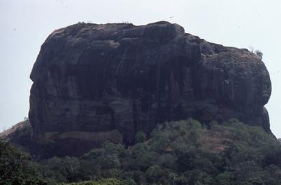 Sigiriya, the Lionmountain